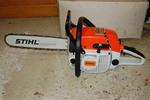 Thumbnail STIHL 038 Chain Saws Service Repair Manual